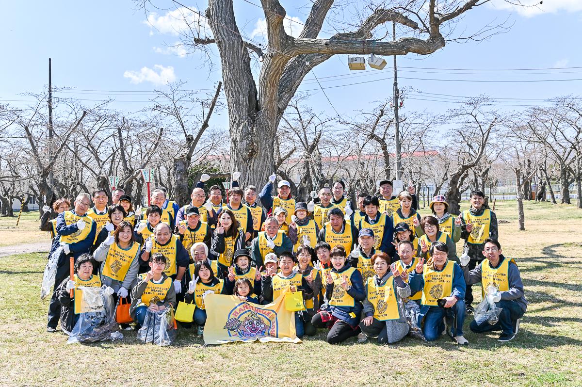 青葉ケ丘公園清掃-15
