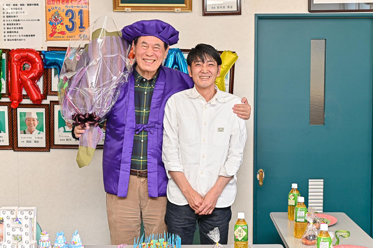 ラッキーピエロ会長birthday-12